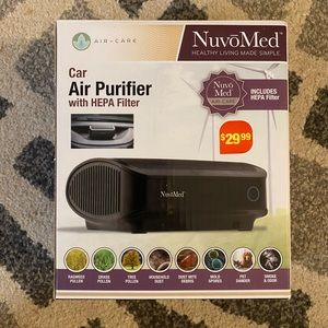Car Hepa filter Air purifier